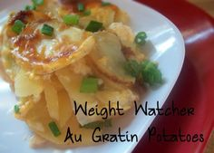 Weight Watcher's Au Gratin Potatoes ~ 3pts