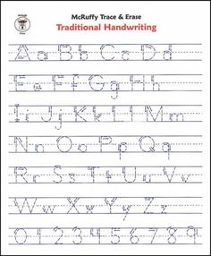 math worksheet : handwriting worksheet a z free printables  abc s  writing  : Kindergarten Handwriting Worksheet