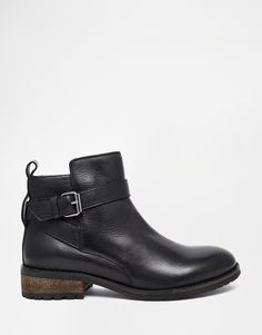 Image 2 of Dune Jasco Strap Leather Ankle Boots