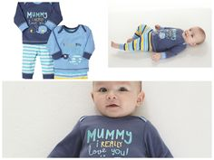 Baby wear at Mothercare