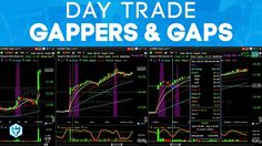 Learn how to Day Trade Gappers and Gaps (Beginner Momentum Trading Strategies) Stock Options, Day Trading, Trading Strategies, Stock Market, Investing, How To Become, Gap, Stress, This Or That Questions