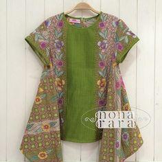 B020615 - IDR265.000 Bustline : 98cm Fabric: Batik Dobi Solo