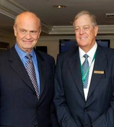 The late senator's legacy continues unabated. Reverse mortgage pitchman and former Senator Fred Thompson (R-TN) passed away on November 1, 2015, at the age of 73, but his legacy of giving the Koch brothers a pass on one of their first major forays into funneling money into mysterious groups to try to win elections continues unabated.