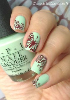 http://stampoholicsdiaries.com/2015/08/25/butterfly-nails-with-opi-konad-hehe-lady-queen/