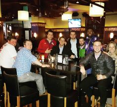 Team nights with The Icon Groups #squad always makes for #goodtimes! #nashville #marketing