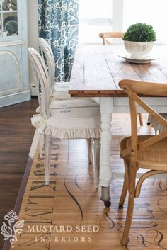 Like Style Of This Table Without Wood Top Country Farmhouse Antique French Dining