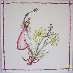 Pink fairy #3