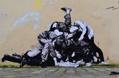 Charles Leval - french street artist