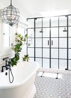 remodeling bathroom ideas steel shower with glass panes