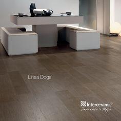No sólo es idéntica a la madera, sino que es sencilla de cuidar y limpiar. ¡Ven a tu tienda Interceramic para que te enamores de nuestras líneas!