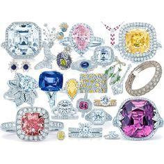 Tiffany Diamonds!