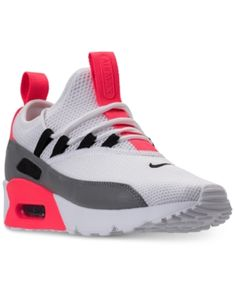 quality design 22741 1dda2 Nike Women s Air Max 90 Ultra 2.0 Ease Casual Sneakers from Finish Line -  White 8.5