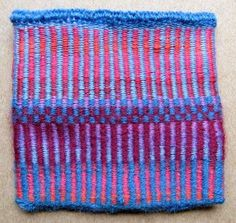 Another set of colours asked to be used and the loom was still in good shape so I made a second little tapestry pouch. This time I kept th...