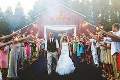 Mr. and Mrs. Hunter Pruitt | Flickr - Photo Sharing! Wedding at Hampton Road Farms. Photo by Kimberly Horton Photography.