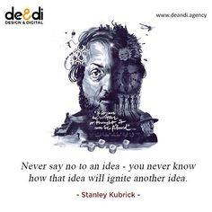 Stanley Kubrick, Fantasy World, Amazing, Quotes, Movie Posters, Instagram, Design, Art, Quotations