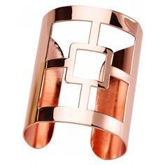Ladies bronze Carrés épurés square orange bangles - Franchini Bangle Bracelets, Bangles, Bronze, Stylish, Lady, Jewelry, Trendy Bracelets, Jewerly, Bracelets