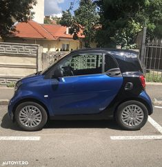 Second hand Smart Fortwo - 6 250 EUR, 59 800 km, 2015 - autovit. Smart Fortwo, Abs, Abdominal Muscles, Six Pack Abs, Ab Exercises