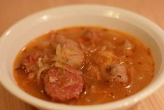 Cabbage soup for dieting - A káposztaleves receptje fogyókúrához Easy Cabbage Rolls, Cabbage Rolls Recipe, Easy Stuffed Cabbage, Soup Recipes, Cooking Recipes, Vegetarian Cabbage, Hungarian Recipes, Cabbage Soup, One Pot Meals
