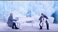 """ThePianoGuys -- Mashup of Frozen's """"Let It Go"""" and Vivaldi's  """"Winter"""" -- Don't miss these piano guys, ThePianoGuys, on OETA Friday night (May 2) at 9pm. The cold never bothered them anyway."""