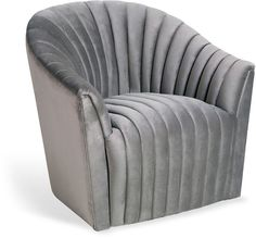 These 13 Art Deco chairs will be the standout in your seating arrangement. Bedroom Chair, Sofa Chair, Upholstered Chairs, Swivel Chair, Chair Cushions, Bedroom 2017, Fabric Chairs, Art Deco Chair, Art Deco Furniture