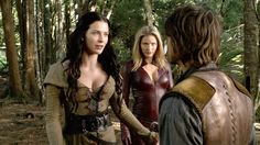 Cara and Kahlan | Sword-Of-Truth.com | - Sword of Truth / Legend of the Seeker Fansite