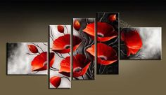 ABSTRACT PAINTING  Painting Original Canvas Art by ArtCCarol