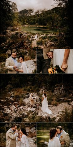 Melissa & Shane travelled to Germany for this intimate lakeside elopement in the Bavarian Alps on the banks of the beautiful Lake Eibsee. Mountain Elopement, Handfasting, Elopement Inspiration, Best Day Ever, Germany Travel, Alps, Wedding Ideas, Elopements, Cant Wait
