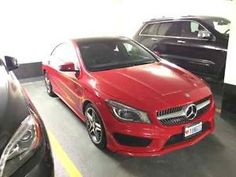 2014 Mercedes-Benz CLA 250 available for lease for only $605/month, including tax! LUXURY sedan with a FULLY LOADED interior with only 22,000km. Vehicle features include bluetooth, back-up camera, sunroof, and much more. It has always been kept in a garage and has NOT had any accidents. Lease is for the remaining 34 months with a