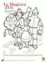 Disegni Da Colorare Per Bambini Mago Di Oz.Le Migliori 24 Immagini Su Il Mago Di Oz Mago Di Oz Mago Uomo