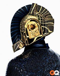 Daft Punk Profile Random Access Memories - GQ May 2013: Music: GQ. Guy-Manuel de Homem-Christo.