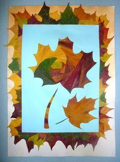 ...из кленовых листьев... - Tanya Podust - Picasa Web Albums