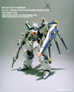 MS RX-93 Version 2 Hi Nu Gundam