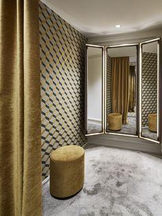 O Hotel Hilton Barra, projeto de interiores do escritório Anastassiadis Arquitetos, venceu na categoria Hotelaria o prêmio de Arquitetura Corporativa.