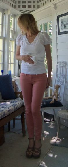 Henry & Belle French Rose jeans