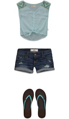 """""""hollister"""" by hannah-burling ❤ liked on Polyvore"""