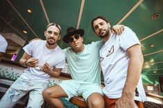 Teaming up with Timmy Trumpet, Dimitri Vegas & Like Mike are set to drop 'The Anthem' on Friday, marking Smash The House's release. French Dj, Aly And Fila, Timmy T, Like Mike, Alesso, Armin Van Buuren, Trumpet, Edm, Vegas