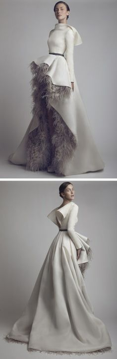 Wedding Dress by Ashi Studio