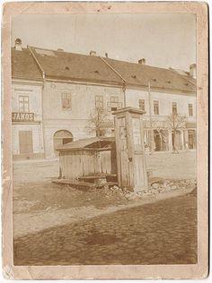 Foto studne na námestí v Kežmarku Album, Gallery, Painting, Art, Art Background, Painting Art, Kunst, Paintings, Gcse Art