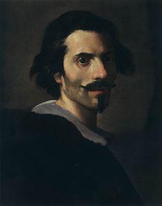 BERNINI, Gian LorenzoSelf-Portrait as a Mature Manc. 1635Oil on canvas, 53 x 43 cmGalleria Borghese, Rome