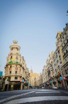 Buenos días Madrid!