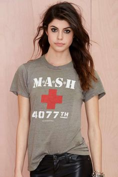 Vintage MASH 4077th Tee awesome
