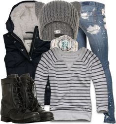 """""""12 15 11"""" by miizz-starburst ❤ liked on Polyvore"""
