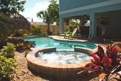 Sea Oats:Tropical Heated Pool, Hot Tub,Short Walk to Beach,Elevator,Ping-PongVacation Rental in Holmes Beach from Holmes Beach, Florida City, Anna Maria Island, Heated Pool, Private Pool, Rental Property, Home And Away, Shower Tub, Swimming Pools