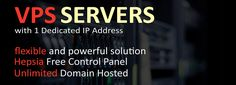 VPS Web Hosting If you are looking for an alternative to the shared hosting service, then take a look at our cheap VPS web hosting. You will have all the pro's of a dedicated server, but in an...