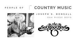 Joe Bonsall | The Oak Ridge Boys | People of Sara Kauss (p1of3) : Episode 3