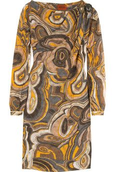 Missoni Scintilla mini dress  | NET-A-PORTER