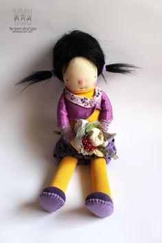 Donda, rag doll