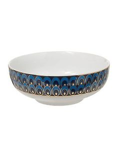 Pied A Terre Peacock Cereal Bowl See Description to View The Full Range | eBay  sc 1 st  Pinterest : pied a terre dinnerware - pezcame.com