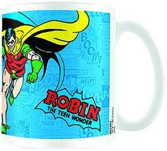 DC Originals Batman and Robin Ceramic Mug, Multi-Colour No description (Barcode EAN = 5050574230544). http://www.comparestoreprices.co.uk/december-2016-6/dc-originals-batman-and-robin-ceramic-mug-multi-colour.asp