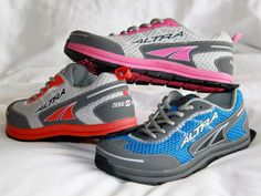 Kids Altra's.... Can't wait!